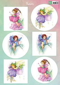 Bilde av Marianne Design - Klippeark VK9559 - Fairies
