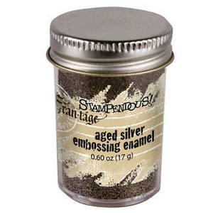 Bilde av Stampendous - Fran-Tage - Embossing enamel - Aged Silver
