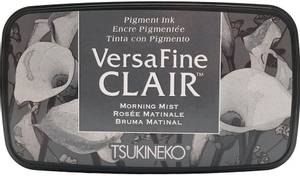 Bilde av Tsukineko - VersaFine CLAIR - Ink Pad - 352 - Morning Mist