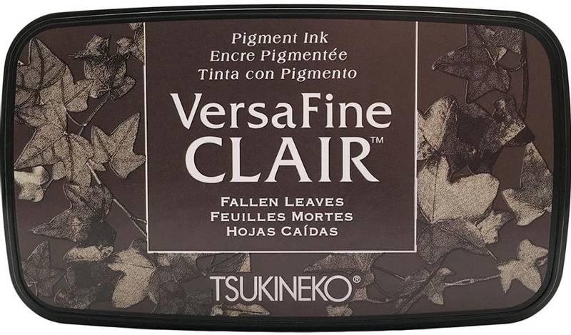 Tsukineko - VersaFine CLAIR - Ink Pad - 451 - Fallen Leaves