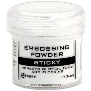Bilde av Ranger - Embossing powder - Sticky