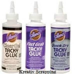 Bilde av Aleene's - Try me size - Fast Grab, Quick Dry & Clear Gel -Prøve