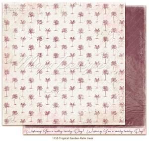 Bilde av Maja Design - 1155 - Tropical Garden - Palm trees