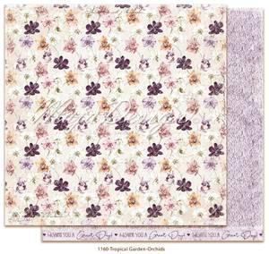 Bilde av Maja Design - 1160 - Tropical Garden - Orchids