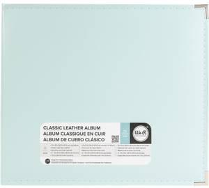 Bilde av We R - 660240 - Leather D-Ring Album - 12x12 - Mint