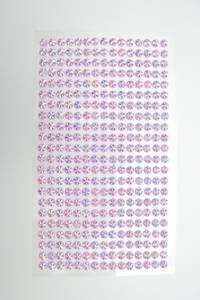 Bilde av Kort & Godt - Stickers - ST-177 - Diamant - 5mm - Lilla