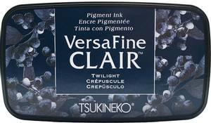Bilde av Tsukineko - VersaFine CLAIR - Ink Pad - 652 - Twilight