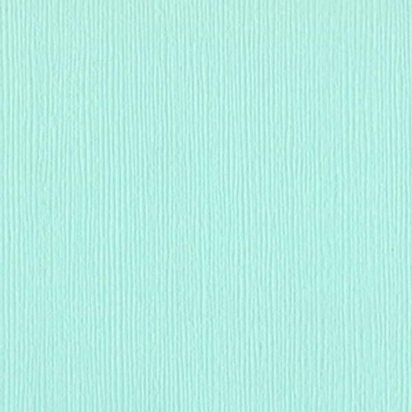 Bazzill - Fourz (Grass Cloth) - 5-5110 - Turquoise Mist