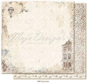 Bilde av Maja Design - 1098 - Miles Apart - Stay home