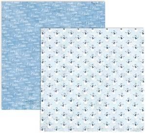 Bilde av Papirdesign PD14983 - Stille natt - Snømannen Kalle