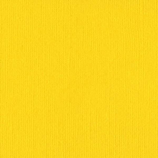 Bazzill - Mono - 4-431 - Bazzill Yellow