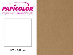Bilde av Papicolor - Kartong - 12x12 - 323 - Recycled Kraft - Brown