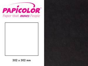 Bilde av Papicolor - Kartong - 12x12 - 324 - Recycled Kraft - Black