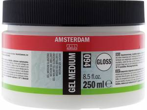Bilde av Amsterdam - 094 - Gel Medium - Glossy 250ml