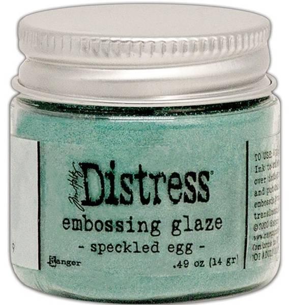 Tim Holtz - Distress Embossing Glaze - 73819 - Speckled Egg