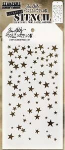 Bilde av Tim Holtz - Layered Stencil - THS115 - Falling Stars