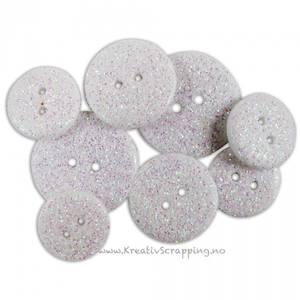 Bilde av Blumenthal - Favorite Findings Buttons - 1441 - Glitter - FROST