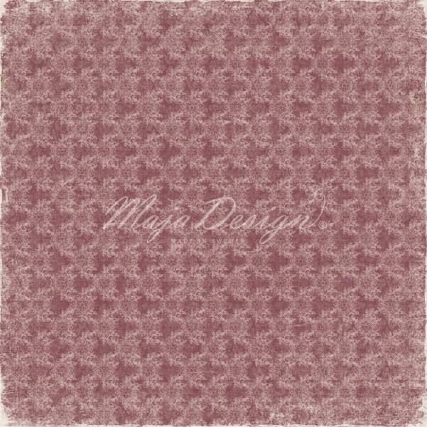 MAJA DESIGN - VINTAGE FROST BASIC 652 - 3RD OF DESEMBER