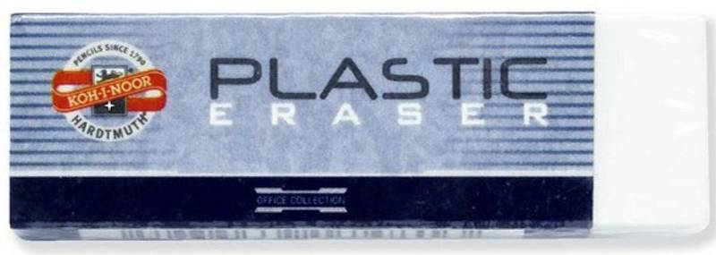 Koh-i-Noor - Eraser - 4770/40 Plast viskelær