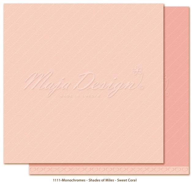 Maja - 1111 - Monochromes - Shades of Miles - Sweet Coral