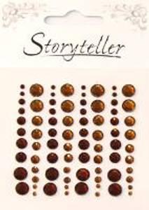 Bilde av Storyteller - Bling - ST-002606 - Brun