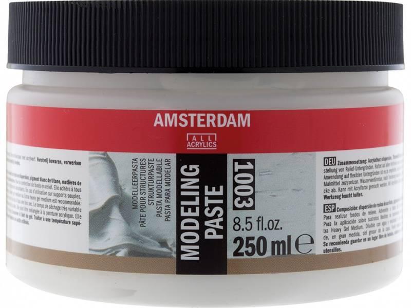 Amsterdam - 1003 - Modeling Paste - 250ml