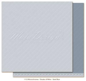 Bilde av Maja - 1112 - Monochromes - Shades of Miles - Steel Blue