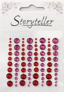 Bilde av Storyteller - Bling - ST-002552 - Rød & Lilla