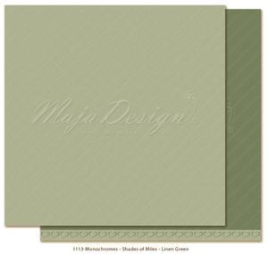 Bilde av Maja - 1113 - Monochromes - Shades of Miles - Linen Green