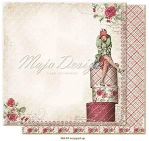 Bilde av Maja Design -  988 - Christmas Season - All wrapped up