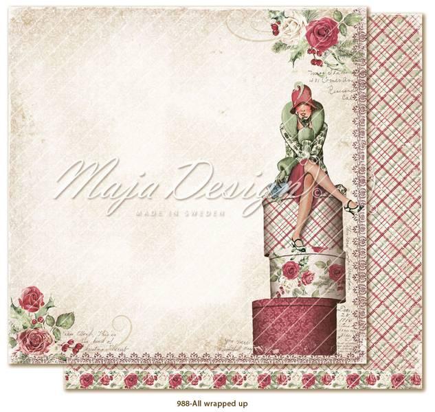 Maja Design -  988 - Christmas Season - All wrapped up
