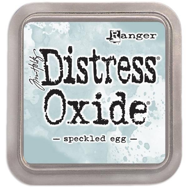 Distress Oxide Ink Pad - 72546 - Speckled Egg