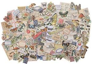 Bilde av Tim Holtz - Idea-Ology - TH94049 - Ephemera Field Notes Snippets