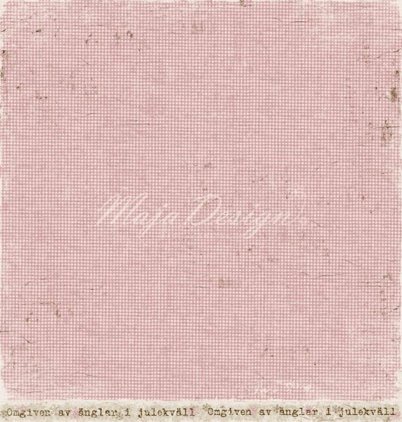 MAJA DESIGN - VINTAGE FROST BASIC 655 - 6TH OF DESEMBER