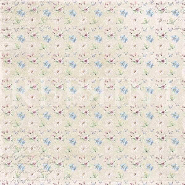 Reprint - 12x12 - RP0356 - SummerVibes - Small Flowers