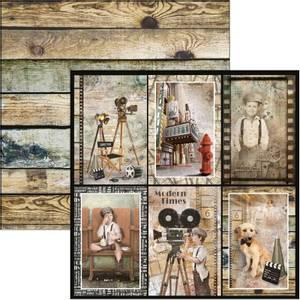 Bilde av Ciao Bella - 12x12 - CBSS115 - Modern Times - Cards