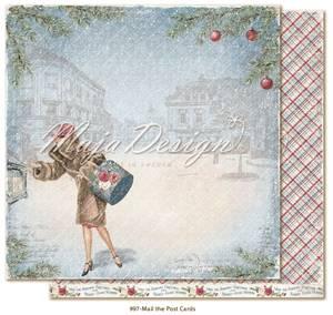 Bilde av Maja Design -  997 - Christmas Season - Mail the postcards