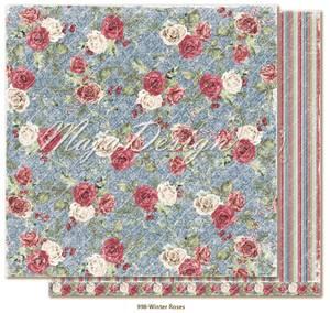 Bilde av Maja Design -  998 - Christmas Season - Winter Roses