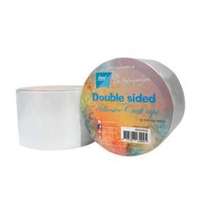 Bilde av Joy! Crafts - Double sided - Adhesive Craft tape - 6,5cm x 15m