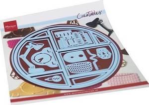 Bilde av Marianne Design - Creatables - LR0677 - Circle Lay-Out