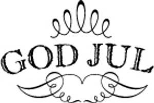Bilde av Inkido - stempel - God Jul 28-G