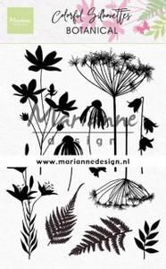 Bilde av Marianne Design - CS1048 - Clearstamp - Botanical
