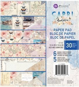 Bilde av Prima - 995973 - 6x6 Paper Pad - Surfboard