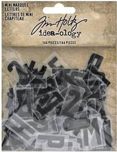 Bilde av Tim Holtz - Idea-Ology - TH94127 - Mini Marquee Letters