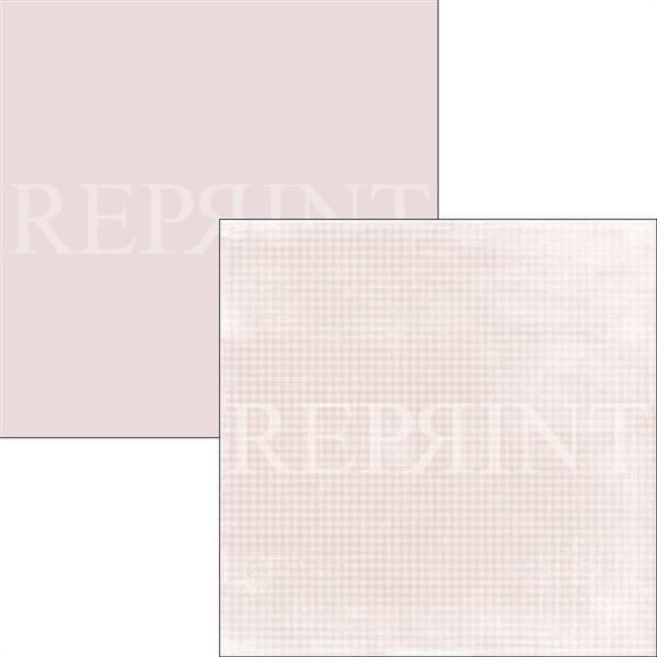 Reprint - 12x12 - RP0309 - Swedish Fika - Pink Ckeckers