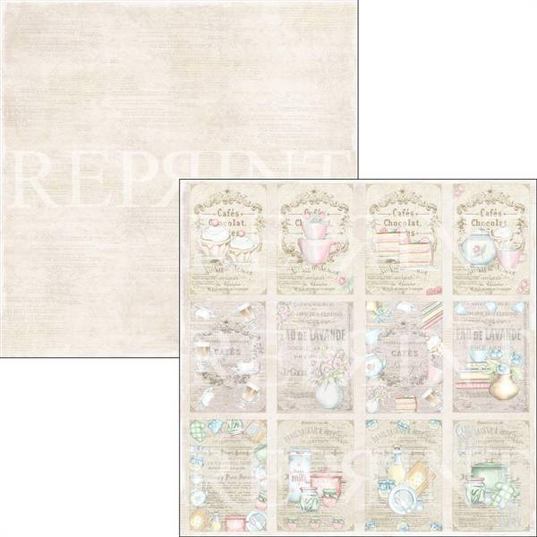 Reprint - 12x12 - RP0311 - Swedish Fika - Tags