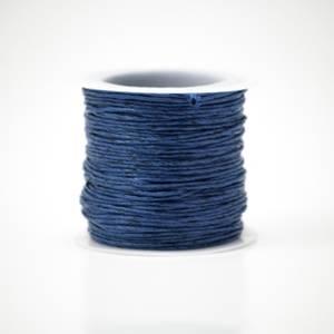 Bilde av Kort & Godt - TR115 - Bomullstråd - 20m - Mørk blå