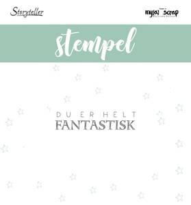 Bilde av Storyteller - Stempel - 011011 - Du er helt fantastisk