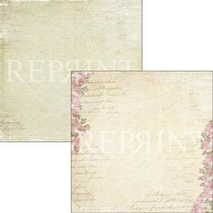 Bilde av Reprint - 12x12 - RP0319 - Music & Roses - Rose Garden