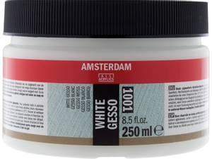 Bilde av Amsterdam - 1001 - Gesso - White - 250ml